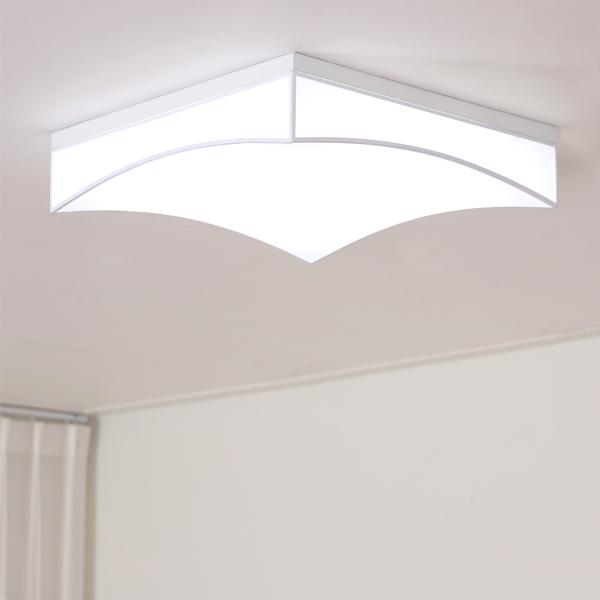 LED 모리나 밀크솔 방등/거실등