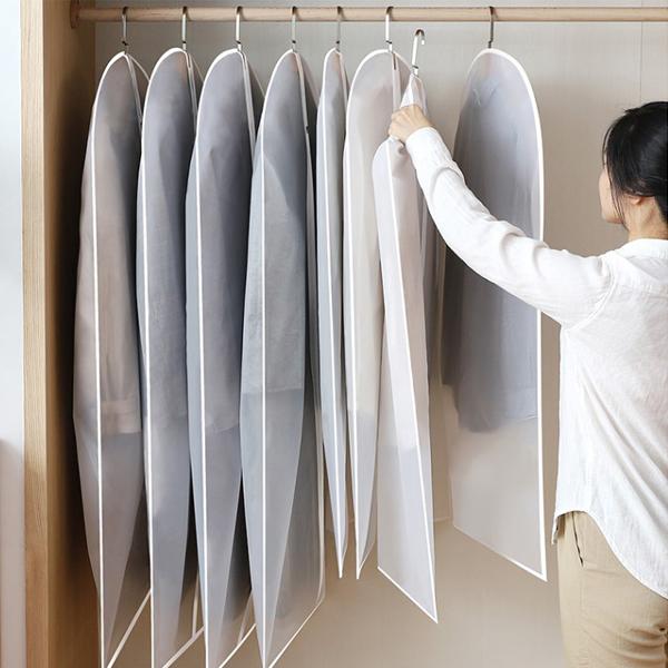 [10만원이상 구매 사은품] 숨쉬는 옷커버 set (중+대)