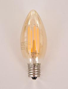 LED 에디슨 촛대램프 4W