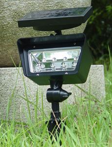 스팟 태양광 LED 수목등
