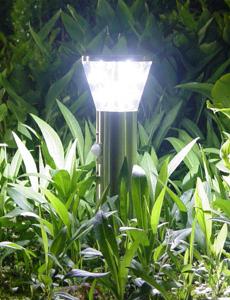 보스만 태양광 LED 잔디등
