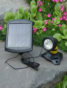 다모스 태양광 LED 수목등