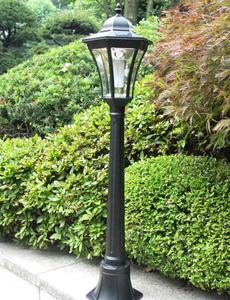 윈스 LED 태양광 정원등