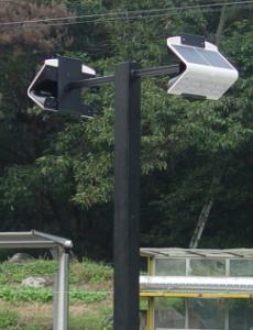 스탐 LED 태양광 가로등