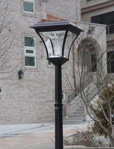 스인스 LED 태양광 정원등
