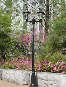 하인스 LED 태양광 정원등