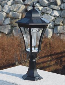 스파치 LED 태양광 문주등