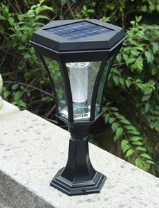 베르스 LED 태양광 문주등