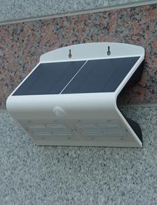 베인스 LED 태양광 센서 벽부등