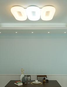LED 유니크 색변환 거실등 150W