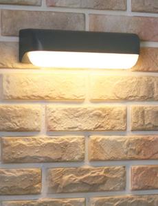 LED 퓨리 외부벽등 12W