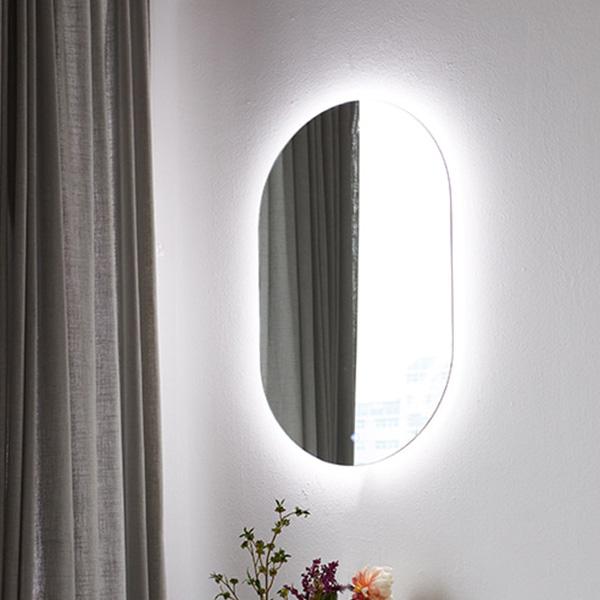 LED 네이링 거울조명 12W