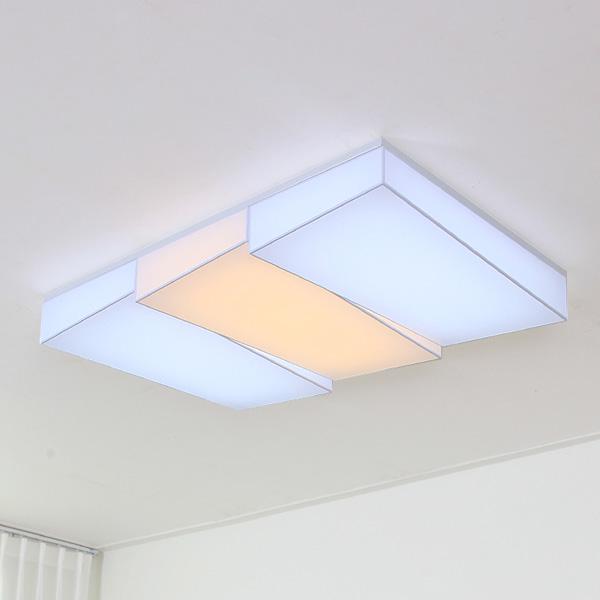 LED 리오 밀크솔 거실등