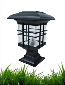 LED 태양광 썬빔 데크등(E)