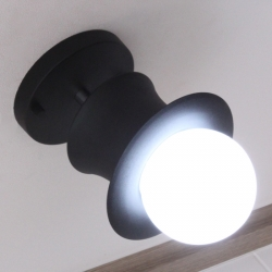 코핀 1등 직부/벽등(블랙)