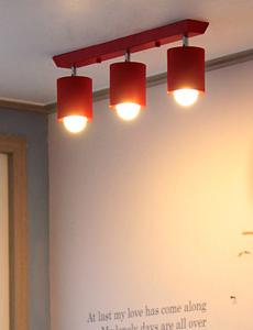 LED 캐럴 3등 직부등[4color]