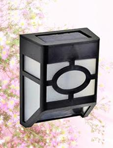 LED 태양광 격자 데크등/벽등