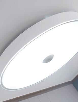 LED 이츠 원형 방등 50W(화이트)