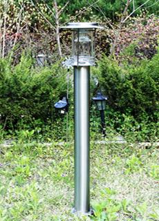 LED 태양광 정원등 3006Y