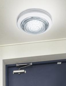 LED 도트 직부/센서등 15W