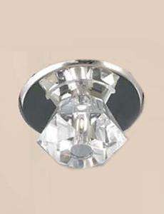 LED 크리스탈 별 매입등 2W