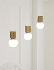 LED 레이미 3등 펜던트[2type]