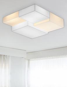 LED 아트큐브 밀크솔 거실등
