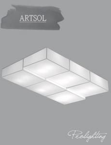 LED 모리노 밀크솔 거실등 200W