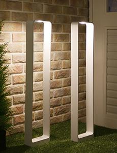 [80cm] LED 모던 플로어 잔디등 3W