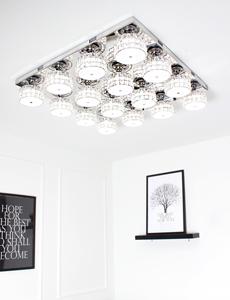 LED 코비 크리스탈 16등 192W
