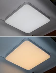 LED 심플스퀘어 스마트방등 50W