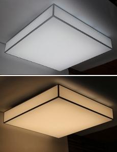 LED 노블베이직 인투솔 스마트거실등 100W[품절]