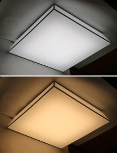 LED 노블스프레드 인투솔 스마트거실등 100W[품절]