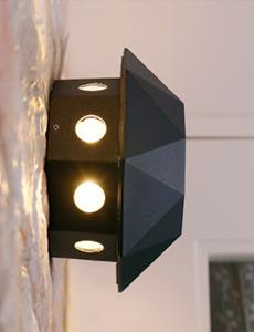 LED 헥타르 실외벽등 8W