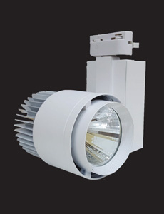 LED COB 아큐브 레일등 50W