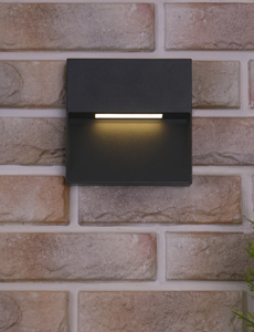 LED 큐스 사각 벽등 5W