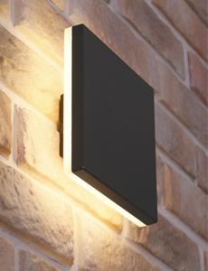 LED 투르 정사각 벽등 9W