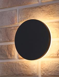 LED 유토 원형벽등 9W