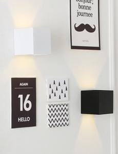 LED 카인 모던벽등 6W(실외가능)