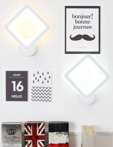 LED 다이아 벽등 14W
