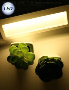 LED 토시 계단매입등 3W(화이트)