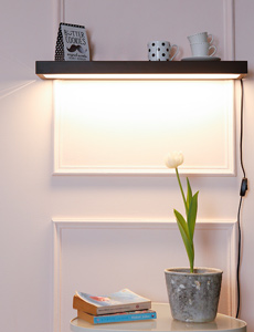 LED 다인 벽걸이 선반조명 12W [품절]