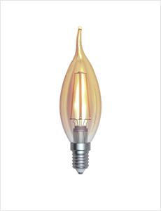 LED 투명 횃불램프 4W