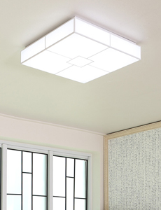 LED 커스텀 밀크솔 방/거실등