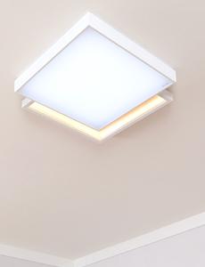 LED 트윈스퀘어 방등 50W