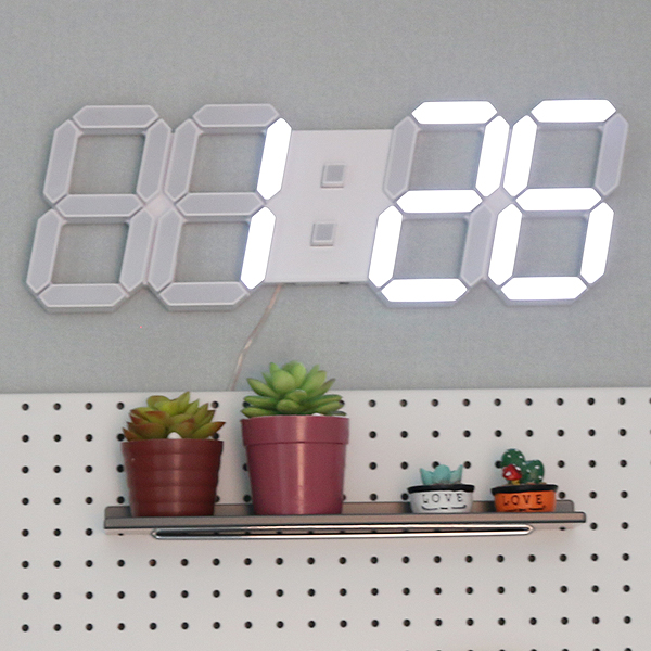 LED 프리미엄 3D 벽시계
