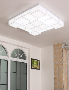 LED 아큐브 밀크솔 거실등 320W