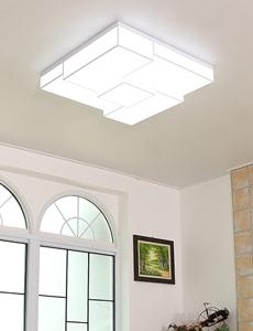 LED 블록 밀크솔 거실등 180W