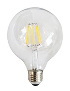 LED 투명 볼램프 6W
