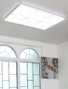 LED 다이아몬드 밀크솔 거실등 240W
